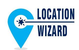 Location Wizard Logo