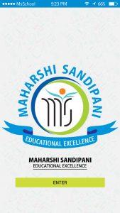 Maharshi Sandipani School Mobile App