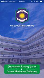 VIP Campus Mobile App