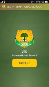 Ved International School Mobile App