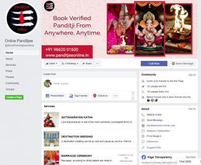 Panditjee Online