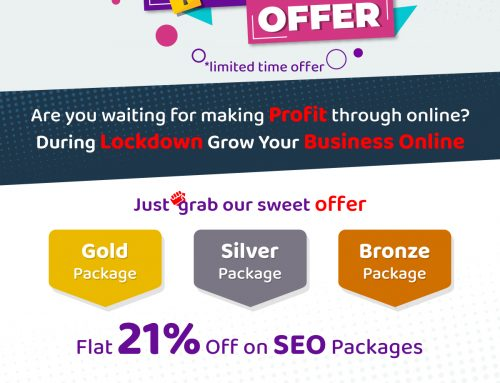 COVID-19 Lockdown Offer on Affordable SEO Packages